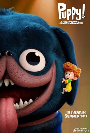 Poster Movie Puppy! 2017