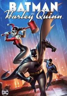Watch Full Movie Batman and Harley Quinn (2017)