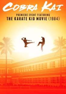 Watch Movie Online Cobra Kai Premiere feat. Karate Kid (2018)