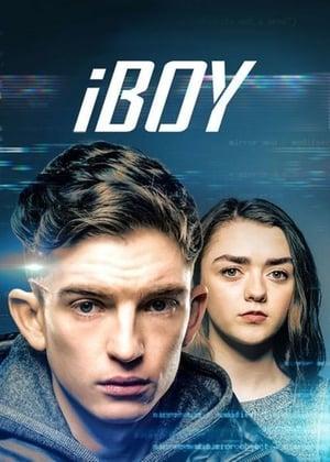 Poster Movie iBoy 2017