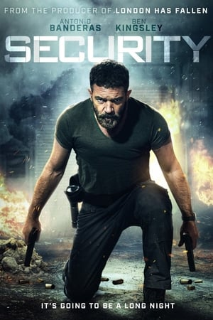 Poster Movie Security 2017