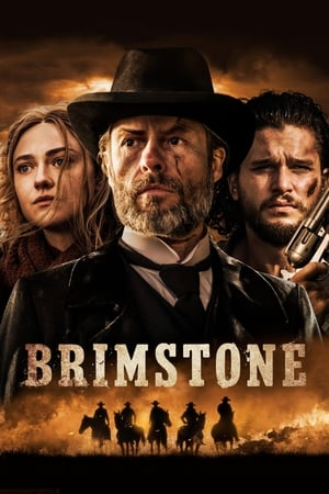 Poster Movie Brimstone 2017