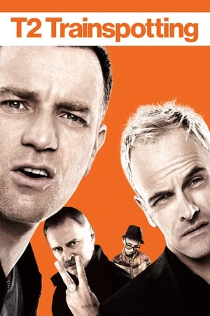 Poster Movie T2 Trainspotting 2017
