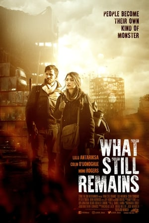 Poster Movie What Still Remains 2018