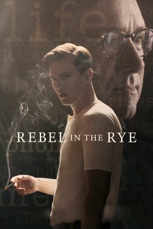 Poster Movie Rebel in the Rye 2017