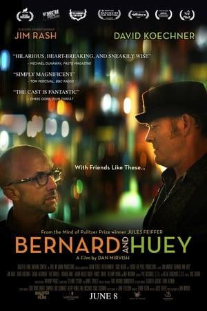 Poster Movie Bernard and Huey 2018