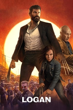 Poster Movie Logan 2017
