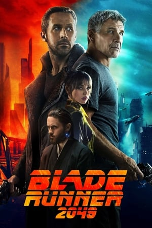 Poster Movie Blade Runner 2049 2017
