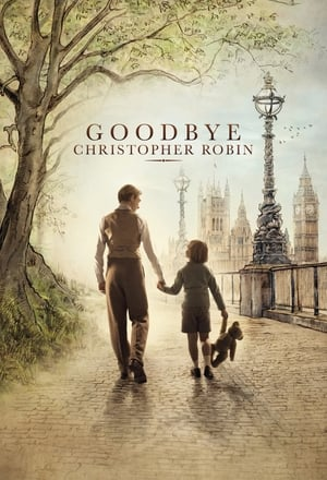 Poster Movie Goodbye Christopher Robin 2017
