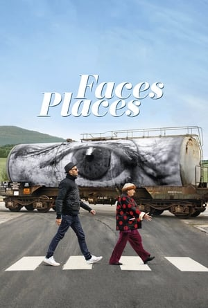 Poster Movie Faces Places 2017