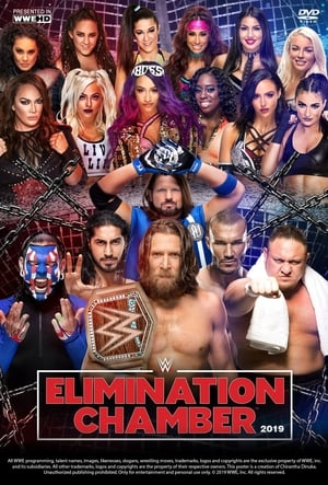 Streaming Full Movie WWE Elimination Chamber 2019 (2019)
