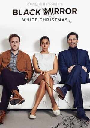 Poster Movie Black Mirror: White Christmas 2014