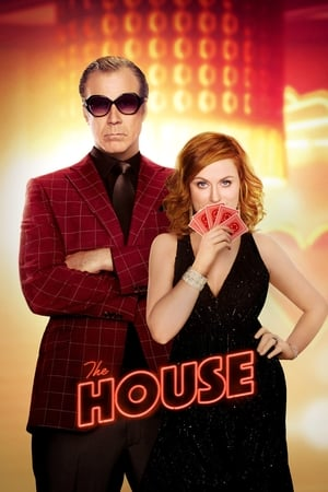Poster Movie The House 2017