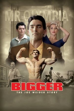 Watch Movie Online Bigger (2018)