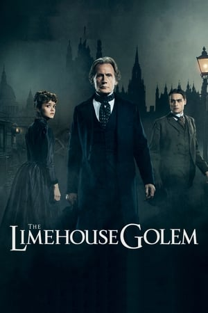 Poster Movie The Limehouse Golem 2017