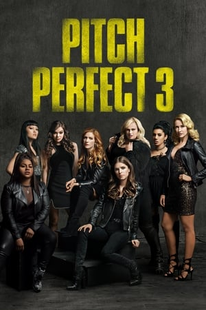 Poster Movie Pitch Perfect 3 2017