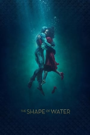 Poster Movie The Shape of Water 2017