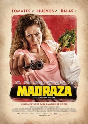 Poster Movie Madraza 2017
