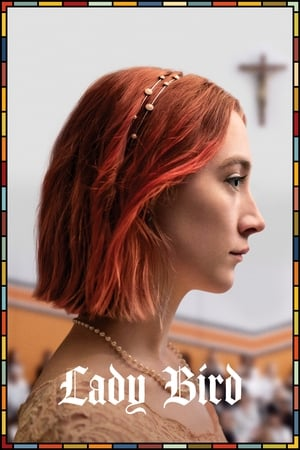 Poster Movie Lady Bird 2017