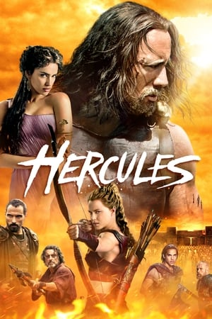 Poster Movie Hercules 2014