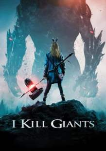 Streaming Movie I Kill Giants (2018) Online