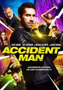 Watch Movie Online Accident Man (2018)