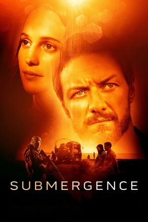 Poster Movie Submergence 2018
