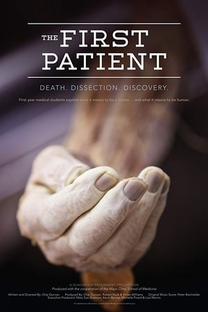 Streaming Movie The First Patient (2018)