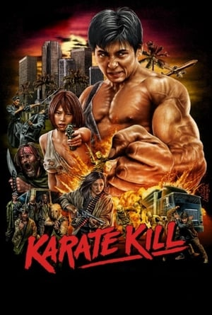 Poster Movie Karate Kill 2016