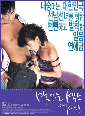 Poster Movie The Sweet Sex and Love 2003