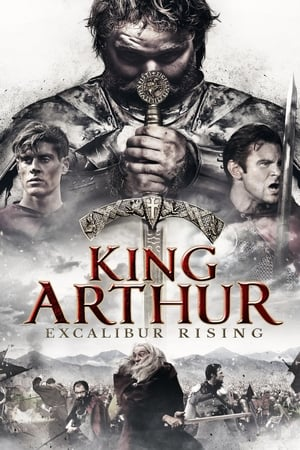 Poster Movie King Arthur: Excalibur Rising 2017