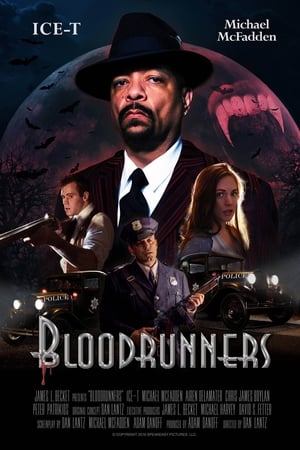 Poster Movie Bloodrunners 2017