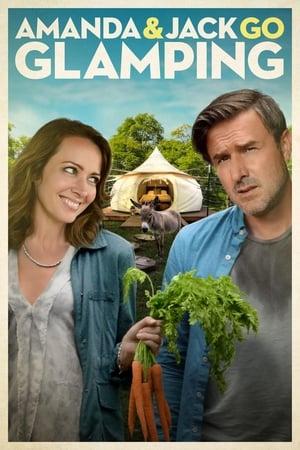 Poster Movie Amanda & Jack Go Glamping 2017