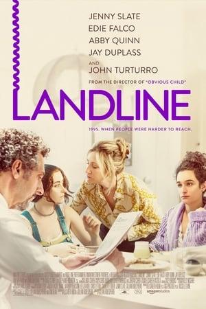 Poster Movie Landline 2017