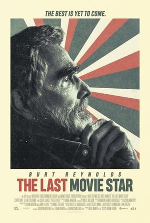 Poster Movie The Last Movie Star 2018