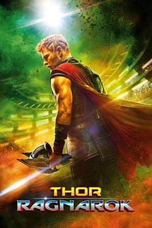 Poster Movie Thor: Ragnarok 2017