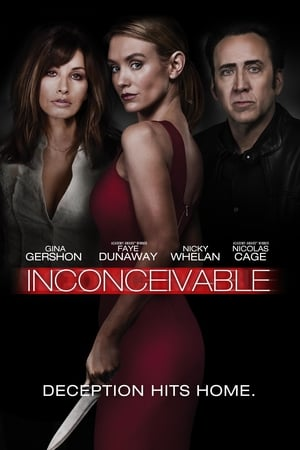 Poster Movie Inconceivable 2017