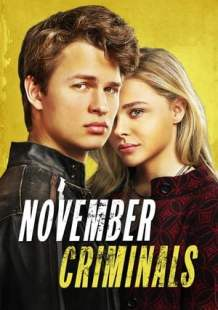 Watch and Download Full Movie November Criminals (2017)