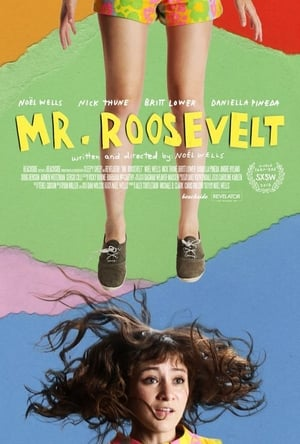 Poster Movie Mr. Roosevelt 2017