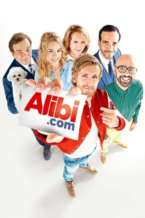 Poster Movie Alibi.com 2017