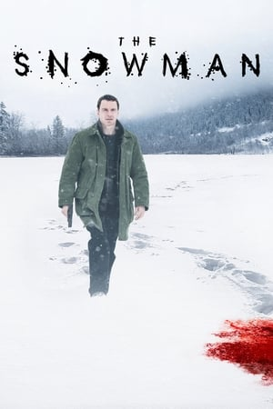 Poster Movie The Snowman 2017
