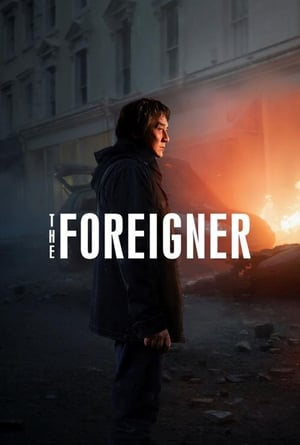 Poster Movie The Foreigner 2017