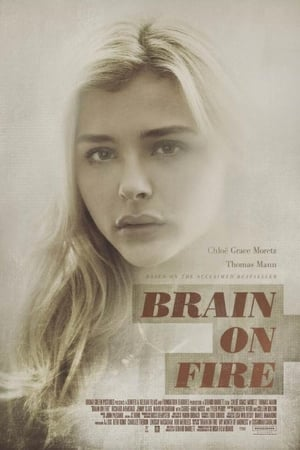 Poster Movie Brain on Fire 2017