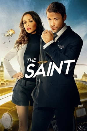 Poster Movie The Saint 2017