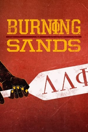 Poster Movie Burning Sands 2017