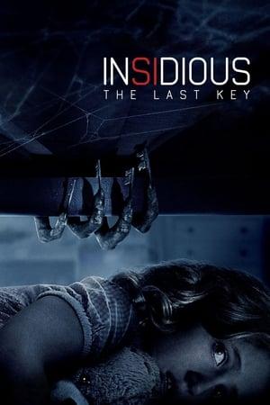 Poster Movie Insidious: The Last Key 2018