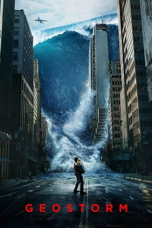 Poster Movie Geostorm 2017