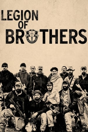 Poster Movie Legion of Brothers 2017