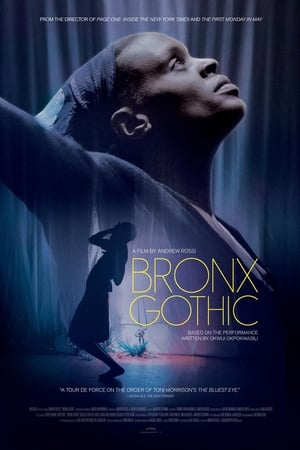 Poster Movie Bronx Gothic 2017