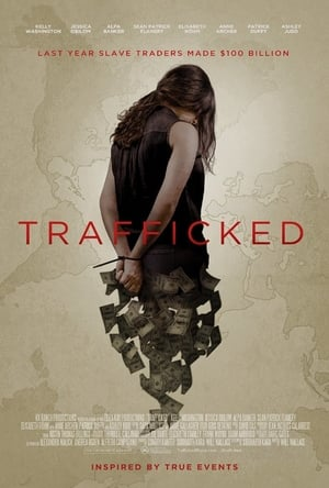Poster Movie Trafficked 2017
